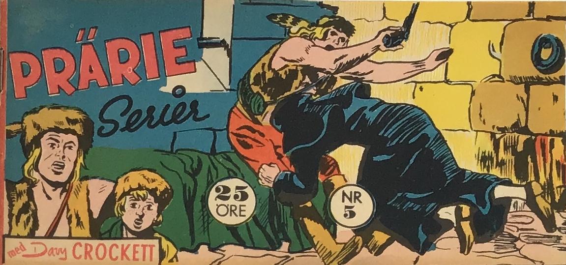 Prärieserier nr 5, 1959