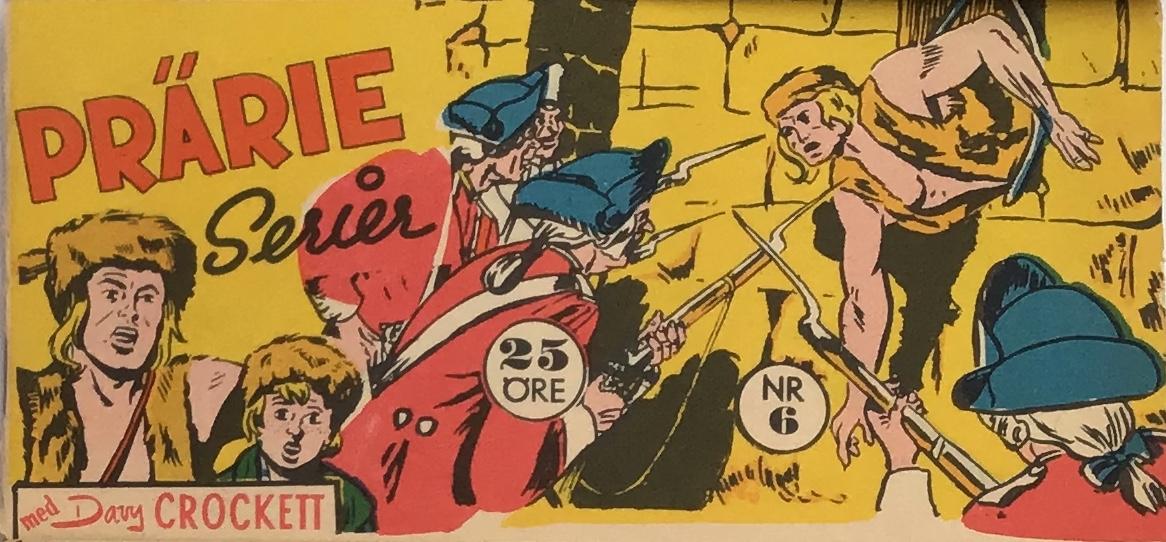 Prärieserier nr 6, 1959