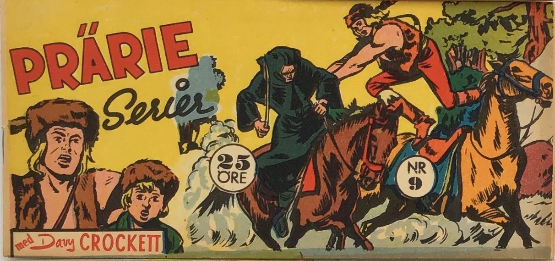 Prärieserier nr 9, 1959