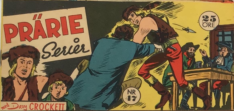 Prärieserier nr 47, 1958