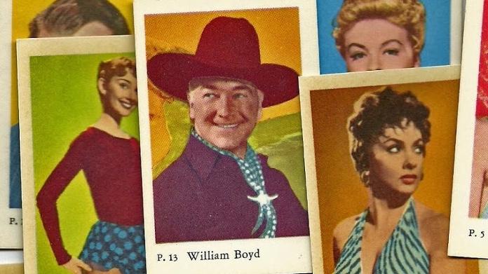 William Boyd var filmstjärnan som spelade Hopalong Cassidy