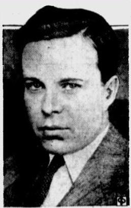 Skaparen av Etta Kett, Paul Robinson