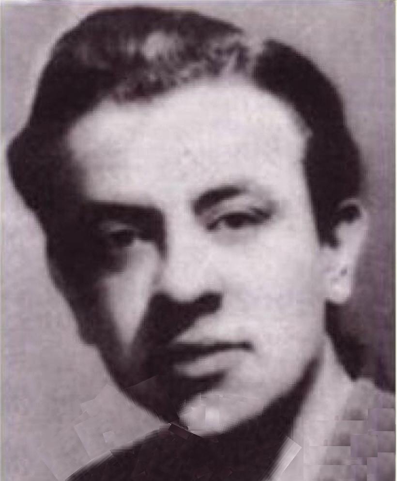 Serietecknaren Mac Raboy.