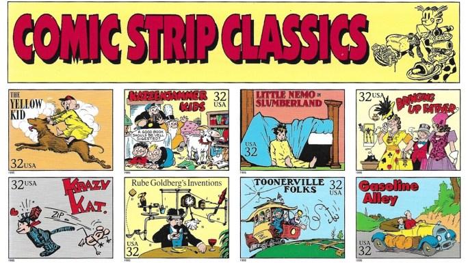 Comic Strip Classic