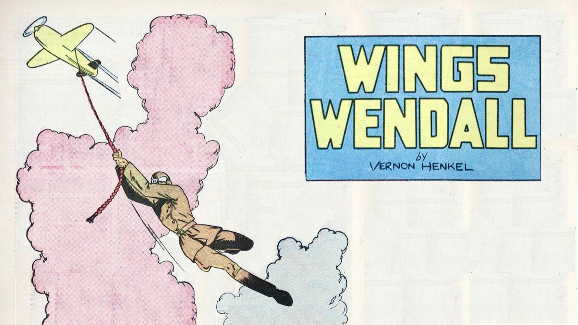 Löjtnant Winge av Vern Henkel