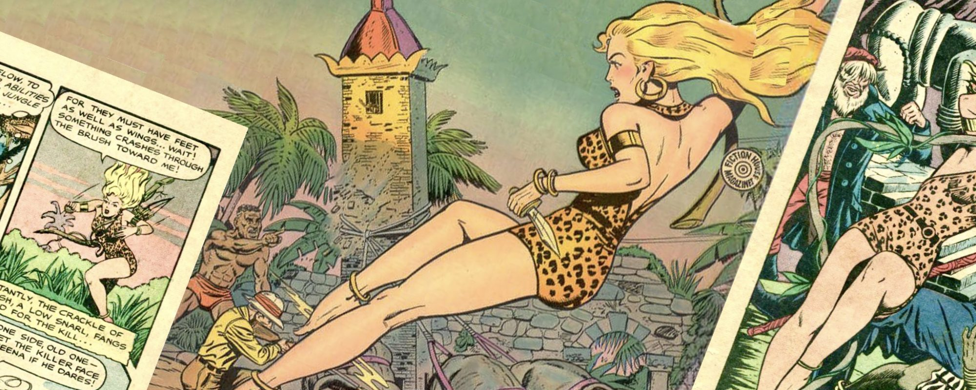 Sheena, Queen of the Jungle.