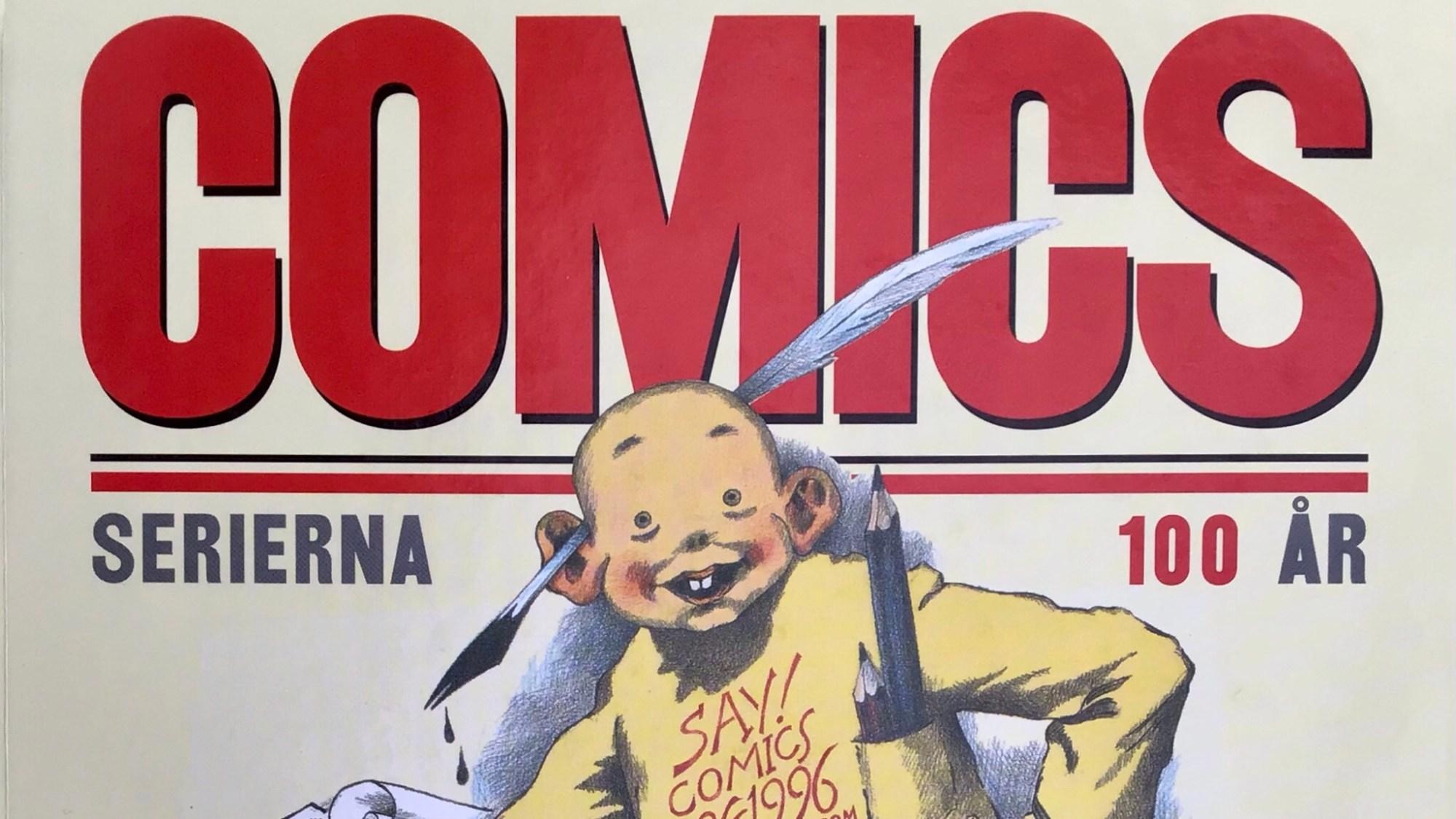 Comics - serierna 100 år