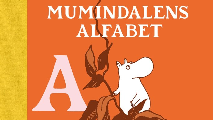 Mumindalen alfabet