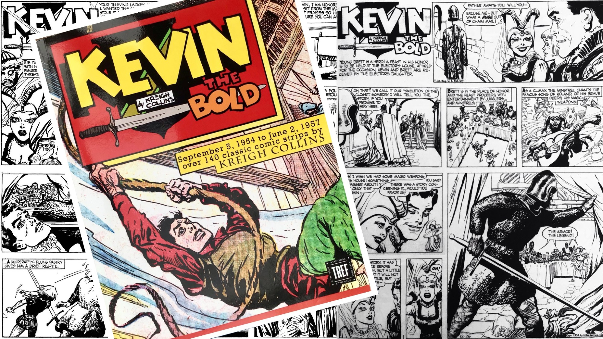 Kevin the Bold (2017)